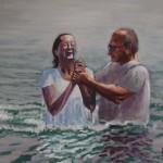 Laura's Baptism