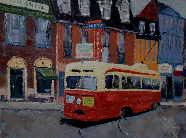 Old West Toronto